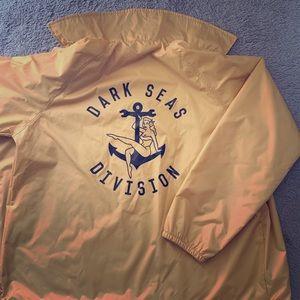 Jackets & Blazers - Dark Seas Division Windbreaker